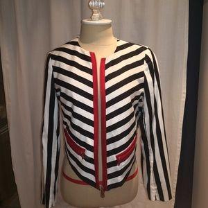 Moschino Striped Jacket